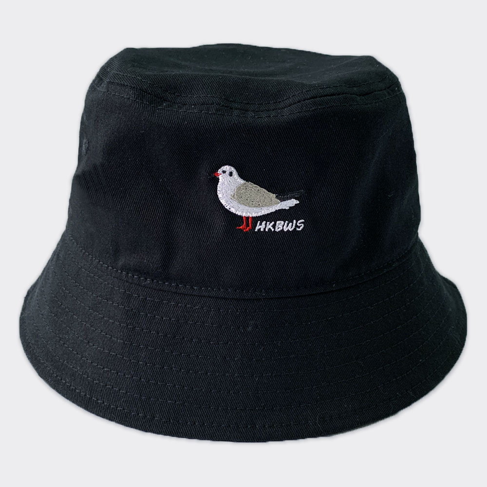 紅嘴鷗漁夫帽 Black-headed Gull Bucket Hat (公價 Fixed price)