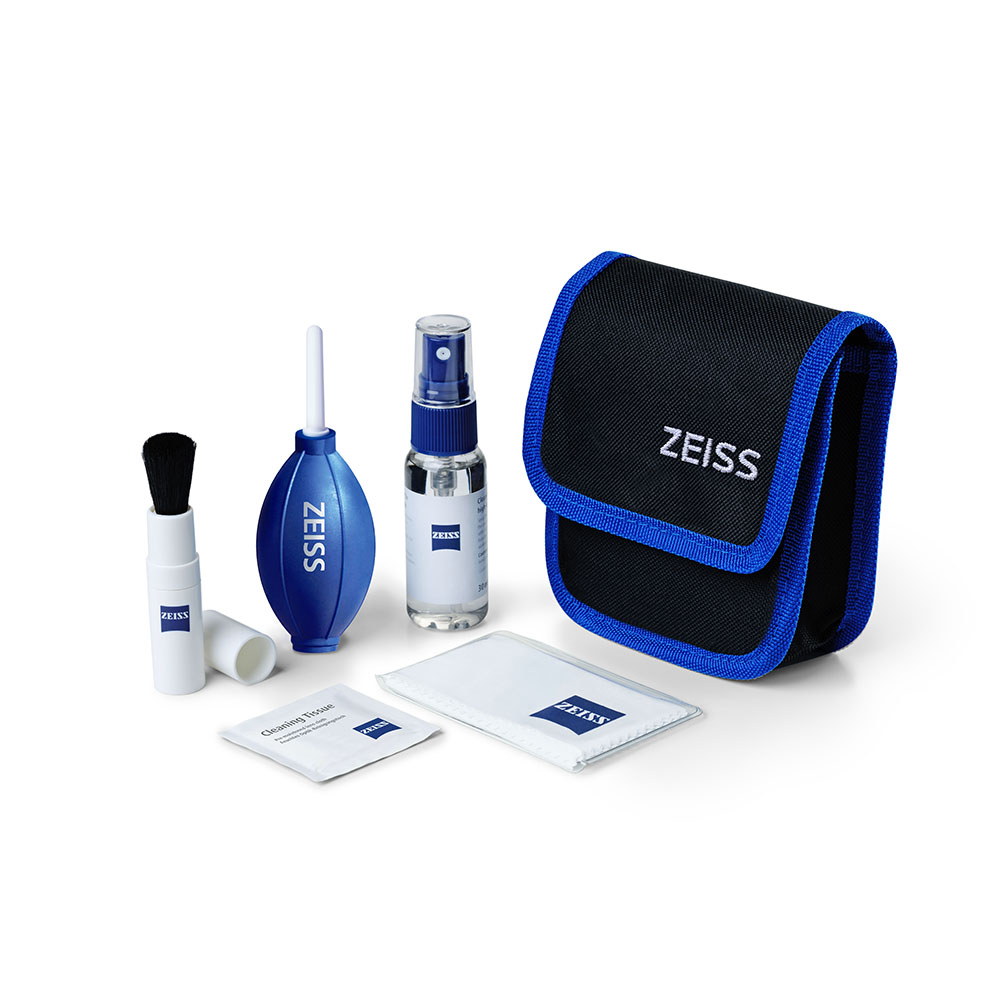 蔡司鏡片潔淨套裝連腰包 ZEISS Lens Cleaning Kit w/Belt Bag