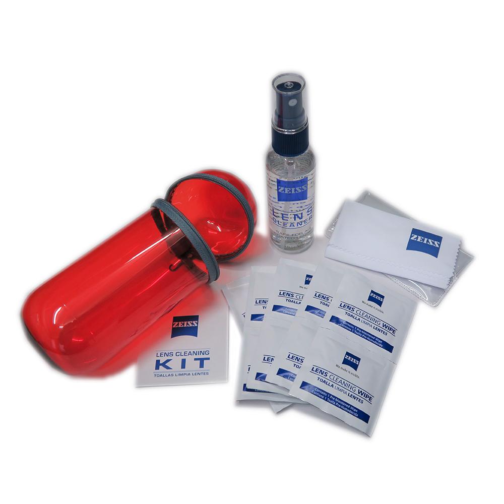 蔡司鏡片潔淨膠囊套裝 ZEISS Lens Cleaning Tube Kit