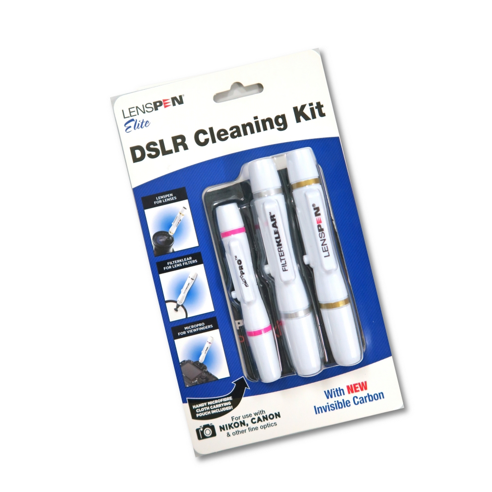 LensPen鏡片清潔筆套裝 LensPen DSLR Cleaning Kit