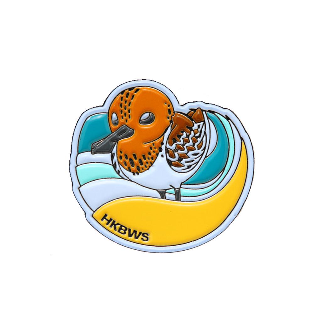雀鳥襟章(共11款) Bird pins(11 species)