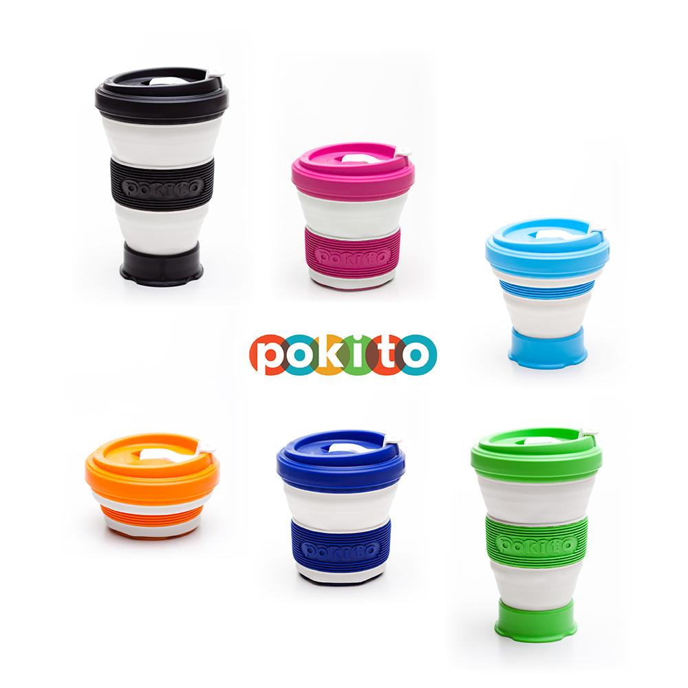 Pokito 環保伸縮杯 Pocket-sized Reusable Cup