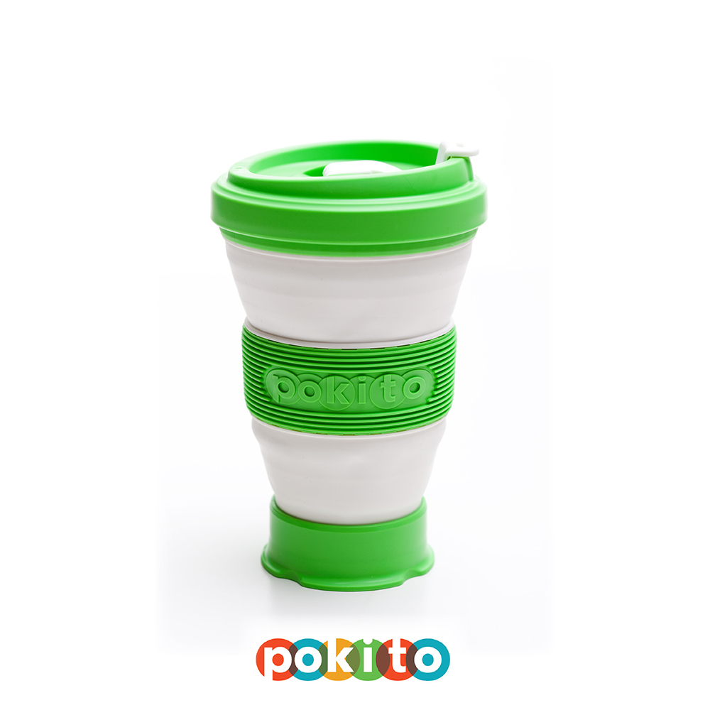 Pokito 環保伸縮杯 Pocket-sized Reusable Cup