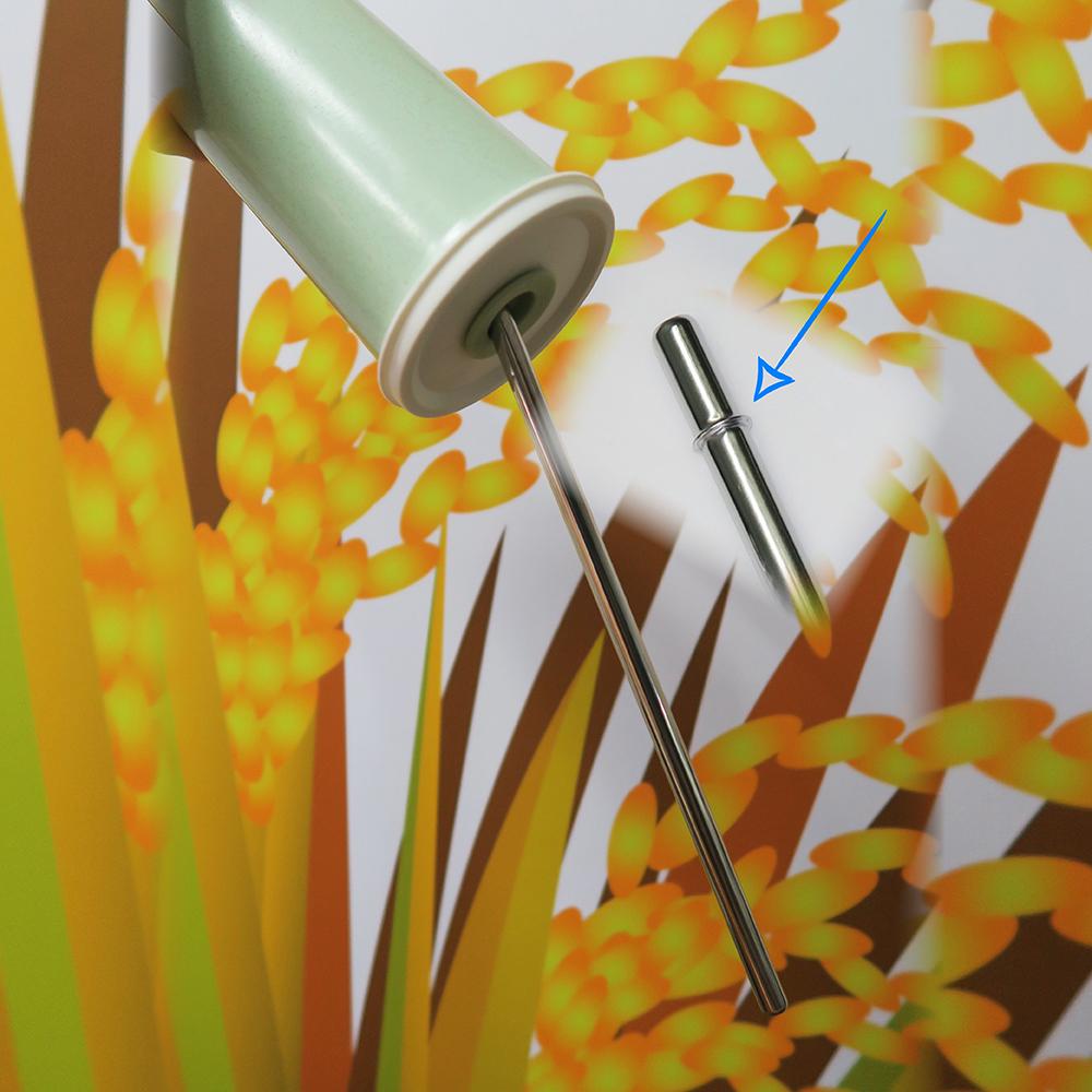 不鏽鋼飲管(長直身)連刷子及束口袋 Stainless Steel Straw (Straight/Long) w/Brush & Bag